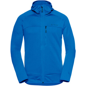 VAUDE Tekoa Fleece Jas Heren, radiate blue